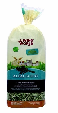 Living World Alfalfa, 24 oz, From Hagen