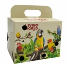 Living World Bird Carrying Box, From Hagen