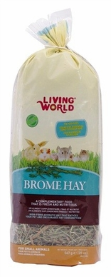 Living World Brome Hay, 20 oz, From Hagen