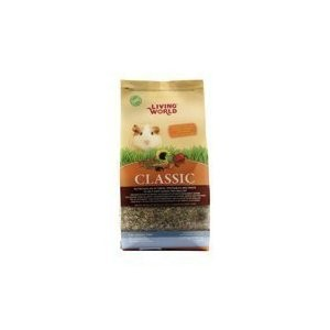 Living World Classic Guinea Pig Food, 5 lb  (60454), From Hagen