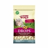 "Living World ""DROPS"" Hamster Treat, 2.6 oz, Yogurt, From Hagen"