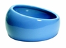 Living World Ergonomic Dish, Blue Large, From Hagen