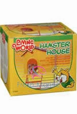 Living World Hamster House with Step Ladder, From Hagen
