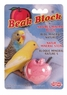 Living World Mineral Block, Apple (for Parakeets), 35g, From Hagen