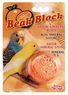 Living World Mineral Block, Orange (for Parakeets), 55g, From Hagen