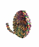 Living World Nature's Treasure Buri Ribbon-Color - Md & Lg Hookbills, From Hagen