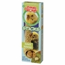 Living World Parakeet Kiwi Stick, Baked, 2.1 oz, From Hagen