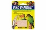 Zoo Med Bird Banquet Block Fruit Formula Small