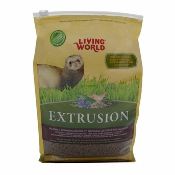 Living World Premium Ferret Food, 3 lb, From Hagen