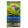 Living World Premium Small Parrot Mix, 1.8 lb, standup zipper bag, From Hagen