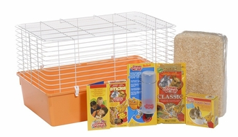Living World Rabbit Starter Kit, From Hagen