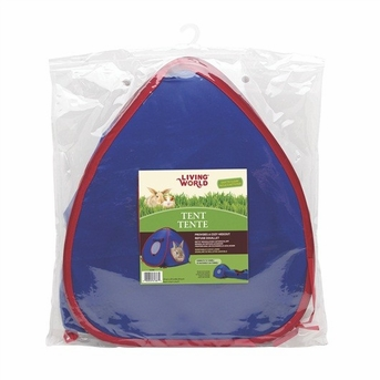 Living World Tent, Large, Blue/Gray, From Hagen