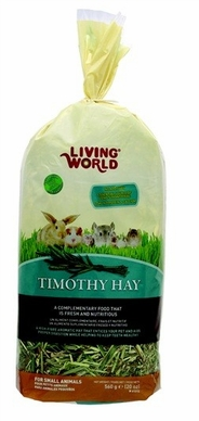Living World Timothy Hay, 20 oz, From Hagen