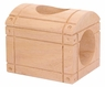 Living World Tiny Treasure Chest with Hay, From Hagen