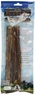 Loving Pets Pure Buffalo 9-Inch Bully Stick Dog Treat, 4-Pack