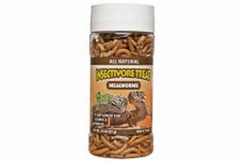 San Francisco Bay Brand Insectivore Treat Mealworms 0.95oz