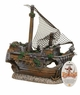 Marina Ornament Sunken Galleon, Large, From Hagen