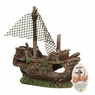 Marina Ornament Sunken Galleon, Small, From Hagen