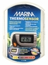 Marina Thermo Sensor In-Out Thermometer w/Memory, From Hagen