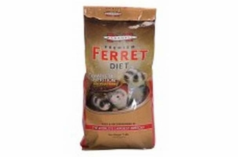 Marshall Premium Ferret Diet 7 lb bag