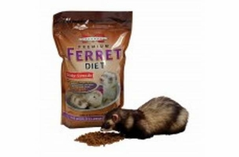 Marshall Premium Ferret Diet Senior Formula 4lb bag