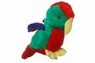 Multipet Look Whos Talking Parrot 10in