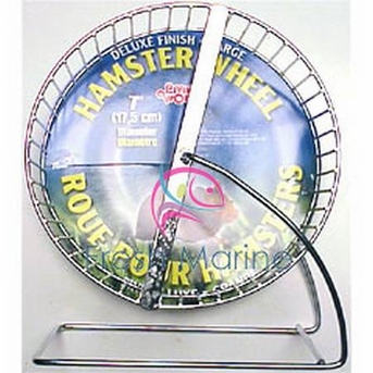 Metal Hamster Wheel, 17.5 cm, From Hagen