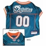 Miami Dolphins NFL Dog Jersey - Extra Small