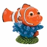 Mini Nemo on Coral Aquarium Decoration