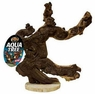Mopani Wood Aqua Tree 12""