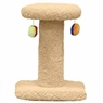 North American Pet Products Spinning Cat Post with Toys