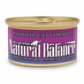 Natural Balance Cat - Can Food Canned Cat Indoor Formula, 24 Pack Of 6 Oz Case