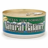 Natural Balance Cat - Can Food Canned Cat Ocean Fish, 24 Pack Of 6 Oz Case
