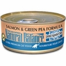 Natural Balance Cat - Can Food Canned Cat Salmon And Pea, 24 Pack Of 3 Oz Case
