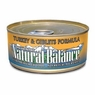 Natural Balance Cat - Can Food Canned Cat Turkey And Giblet, 24 Pack Of 3 Oz Case