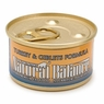 Natural Balance Cat - Can Food Canned Cat Turkey And Giblet, 24 Pack Of 6 Oz Case