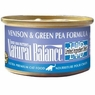 Natural Balance Cat - Can Food Canned Cat Venison And Green Pea, 24 Pack Of 6 Oz Case