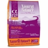 Natural Balance Cat - Dry Food Alpha Cat Trout, Salmon, Whitefish, 10 Lb Each
