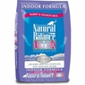 Natural Balance Cat - Dry Food Indoor Ultra Dry Cat Rabbit And Salmon, 10 Lb Each