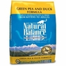 Natural Balance Cat - Dry Food Pea And Duck Dry Cat, 10 Lb Each