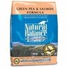 Natural Balance Cat - Dry Food Pea And Salmon Dry Cat, 10 Lb Each
