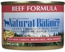 Natural Balance Dog - Can Food Canned Dog Beef, 12 Pack Of 6 Oz Case