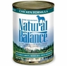 Natural Balance Dog - Can Food Canned Dog Chicken And Rice, 12 Pack Of 13 Oz Case