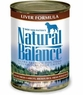 Natural Balance Dog - Can Food Canned Dog Liver And Rice, 12 Pack Of 6 Oz Case