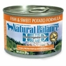 Natural Balance Dog - Can Food Canned Dog Sweet Potato And Fish, 12 Pack Of 6 Oz Case