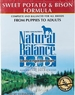 Natural Balance Dog - Dry Food Sweet Potato And Bison, 6 Pack Of 5 Lb Case