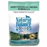 Natural Balance Dog - Dry Food Sweet Potato And Chicken, 15 Lb Each