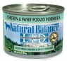 Natural Balance Dog - Dry Food Sweet Potato And Chicken, 6 Pack Of 5 Lb Case