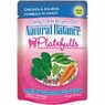 Natural Balance Pet Food Platefulls Canned Cat Food Chicken and Salmon -- 3 oz