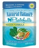Natural Balance Platefulls Cat Pouches Indoor Mackerel And Sardine In Gravy Cat Pouch, 24 Pack Of 3 Oz Case
